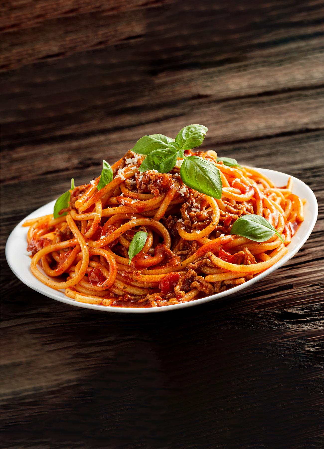 Delicious Spaghetti Bolognese